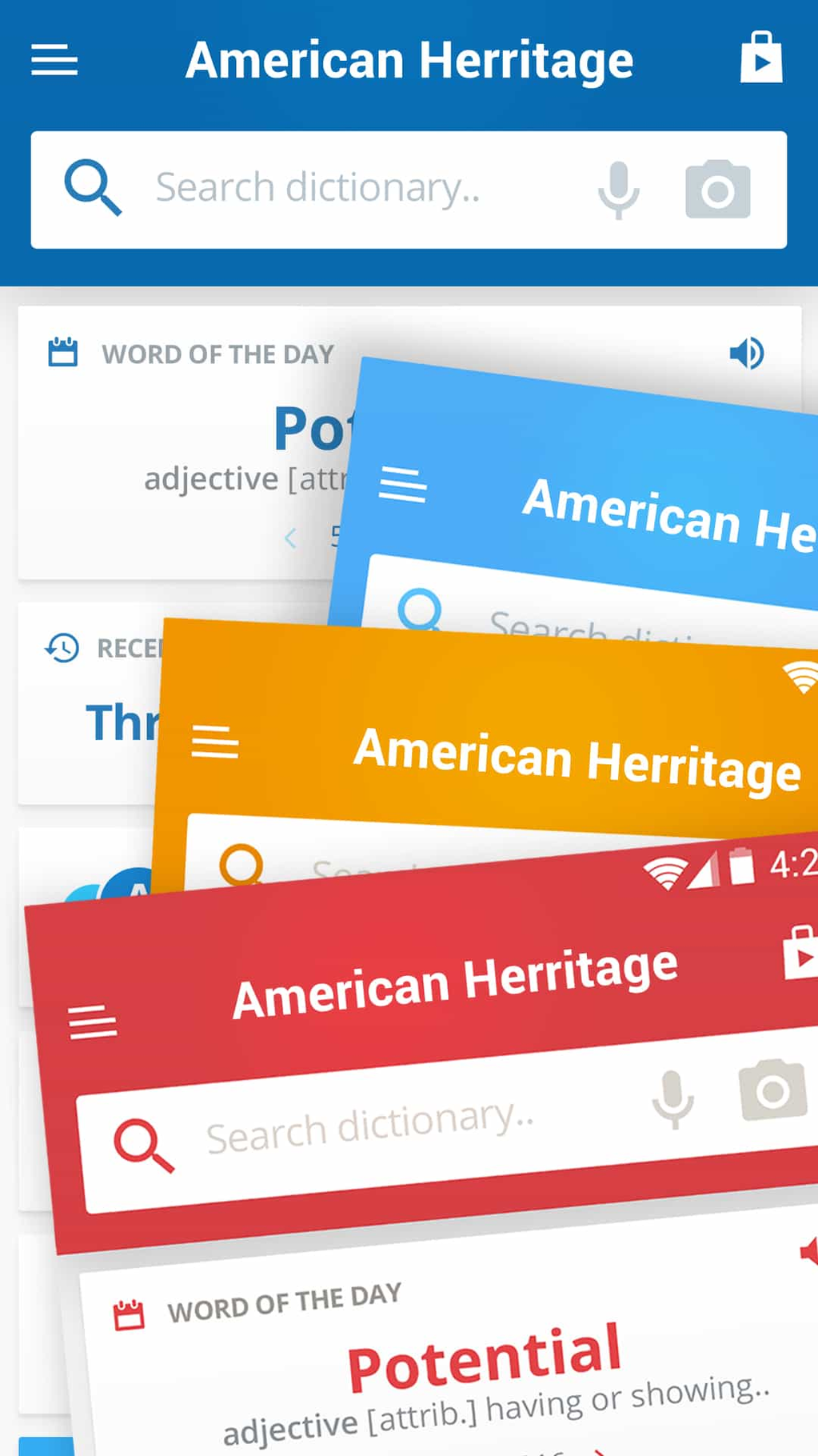 Download American Heritage Dictionary Free 9 1 294 for Android