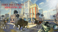 Fury Bull Fight Shooting 3D 2