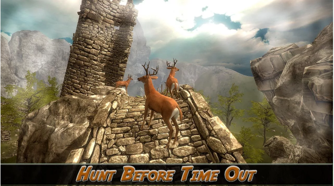 Deer Hunter Sniper Shooting Screenshot