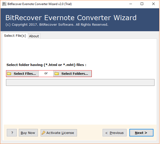 Download Evernote Converter Wizard 2 0