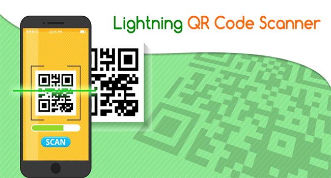 Download Lightning Qr code scanner - Qr code reader 1 0 for Android
