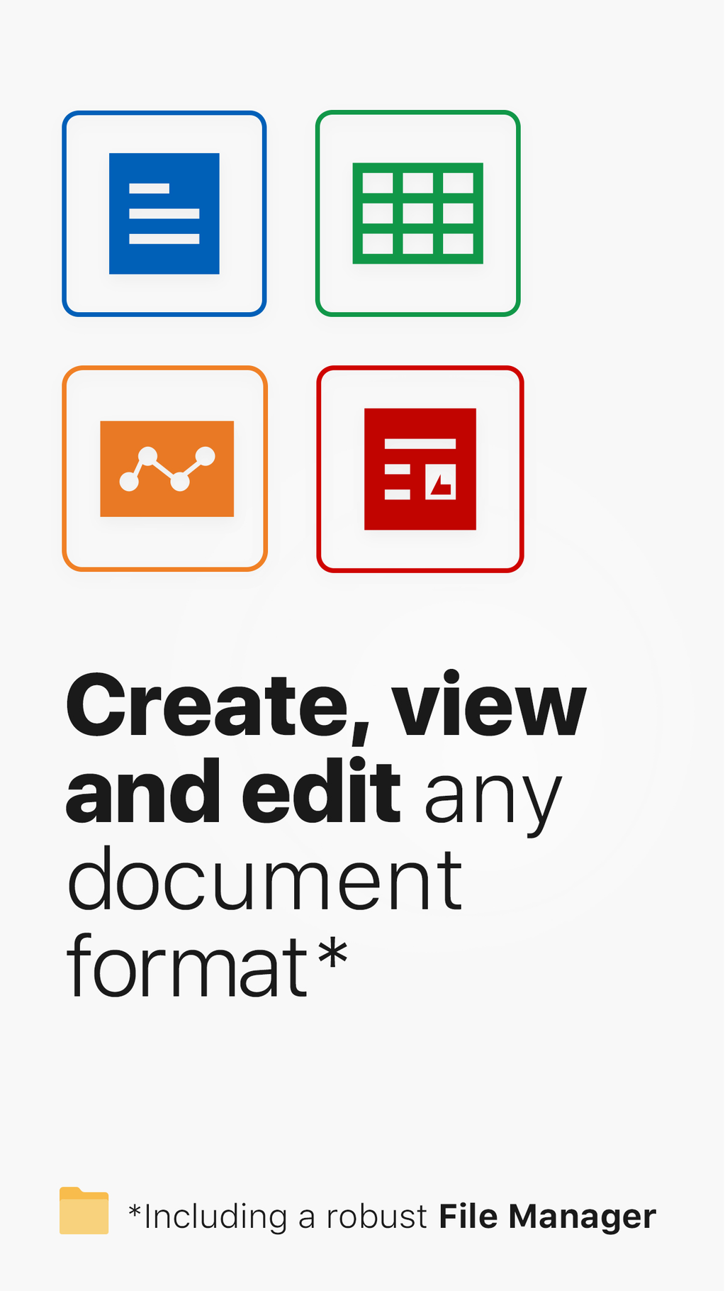 OfficeSuite - Office Editor Screenshot