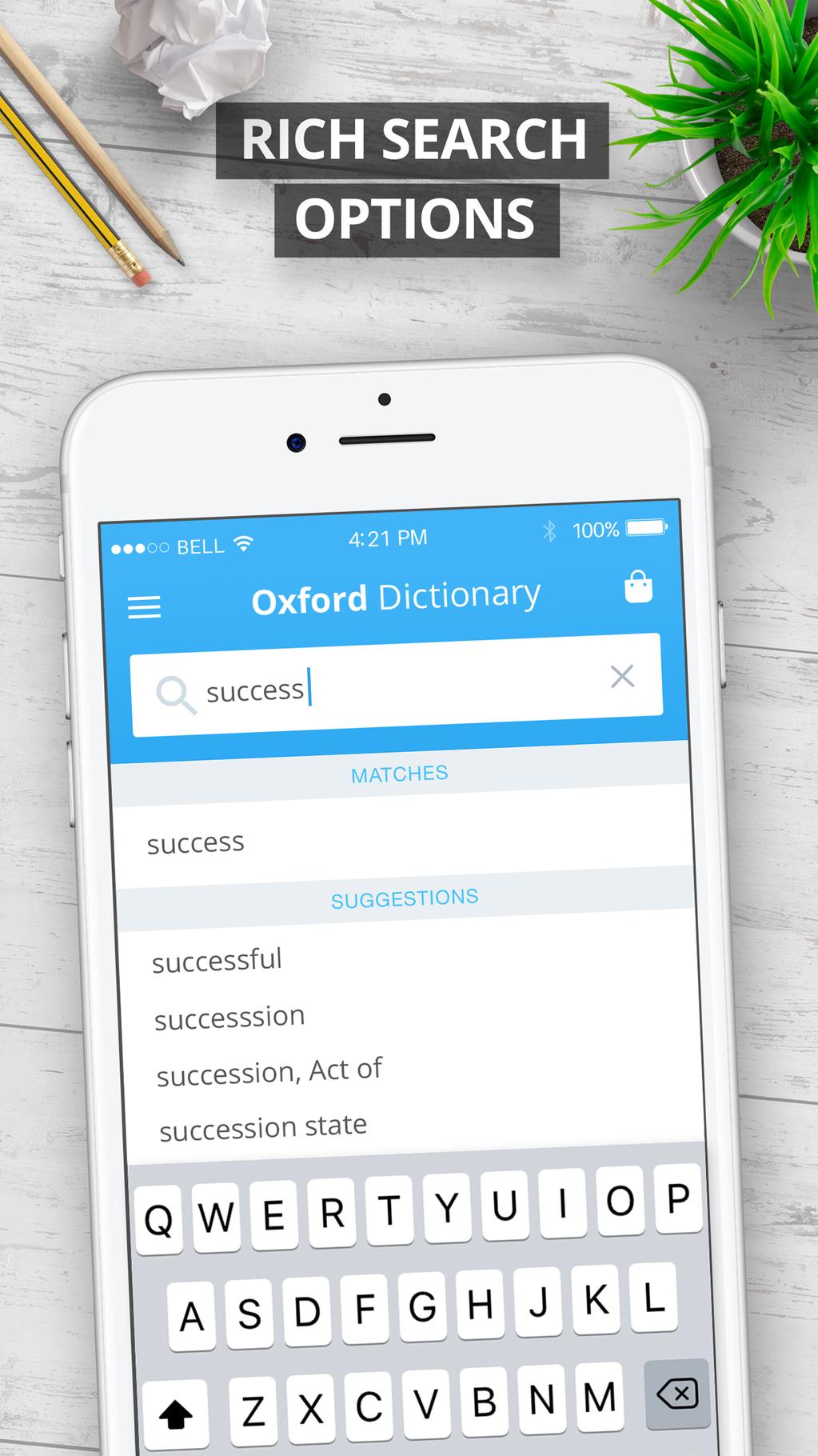 Oxford English Dictionary 2017 FREE Screenshot