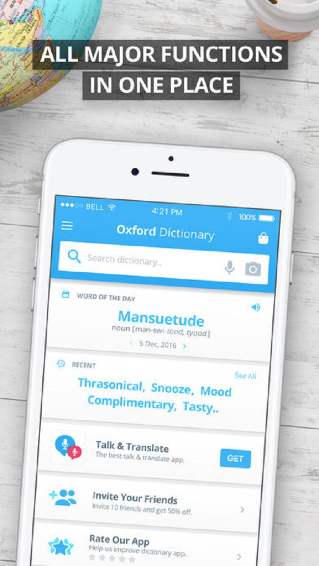 Oxford French Dictionary 2017 FREE Screenshot