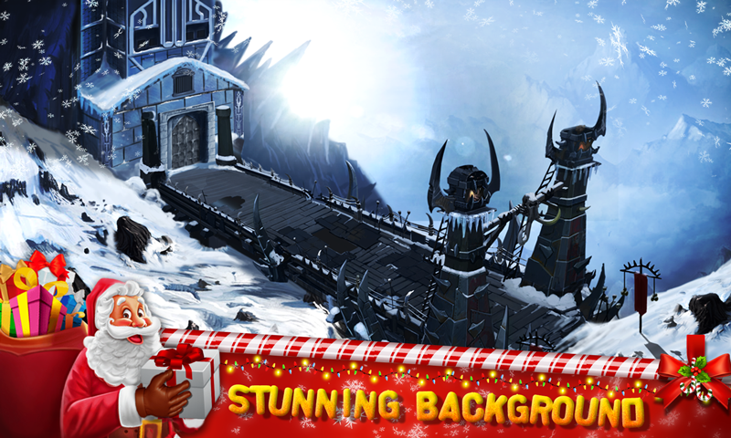 The Frozen Sleigh - Santa Christmas Escape Screenshot