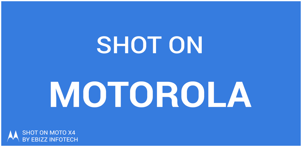 ShotOn for Motorola: Auto Add Shot on Photo Stamp Screenshot