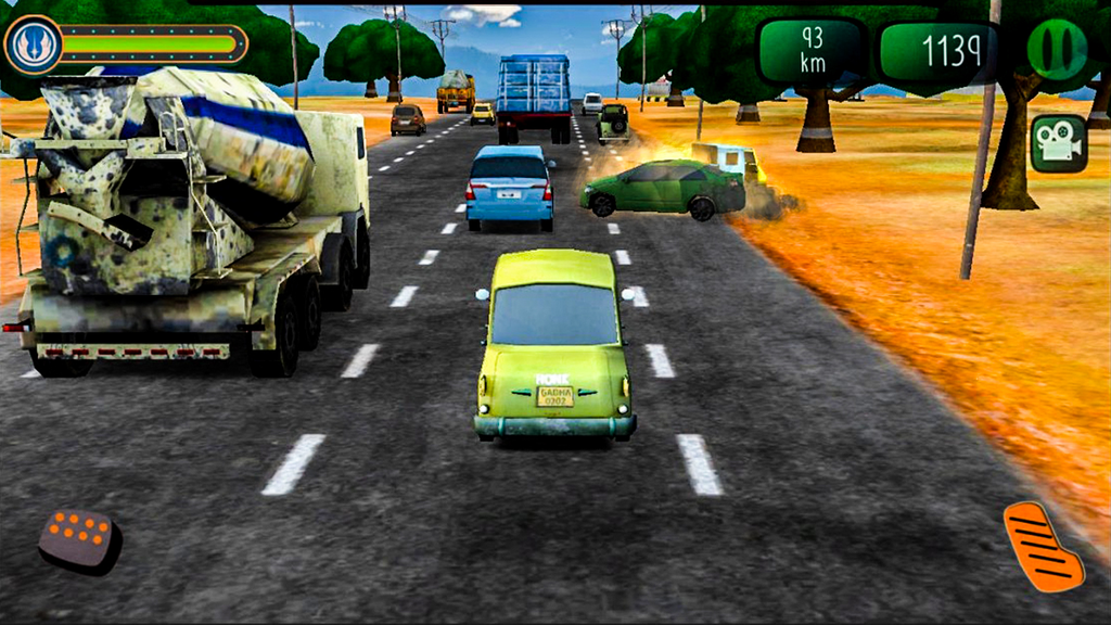 IndianRoads Screenshot