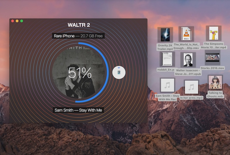 WALTR Screenshot