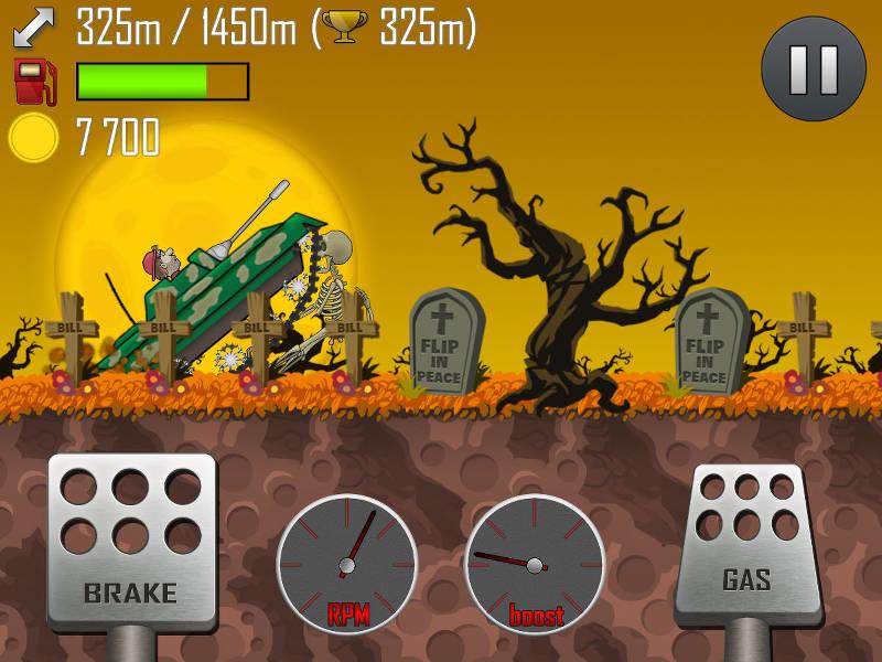 Hill Climb Racing Screenshot 2