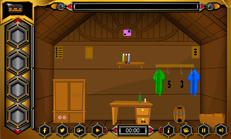 Knf Wooden Cottage Escape Screenshot 3