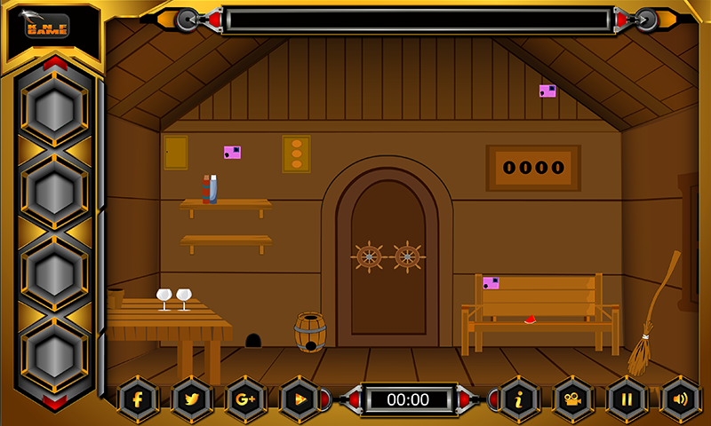Knf Wooden Cottage Escape Screenshot 2