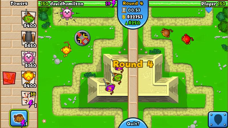 Bloons TD Battles on PC Screenshot
