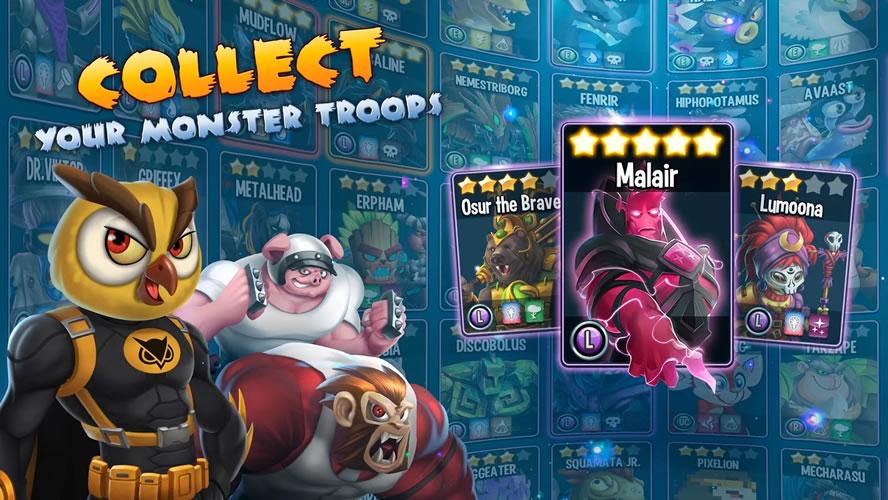 Monster Legends RPG on PC Screenshot