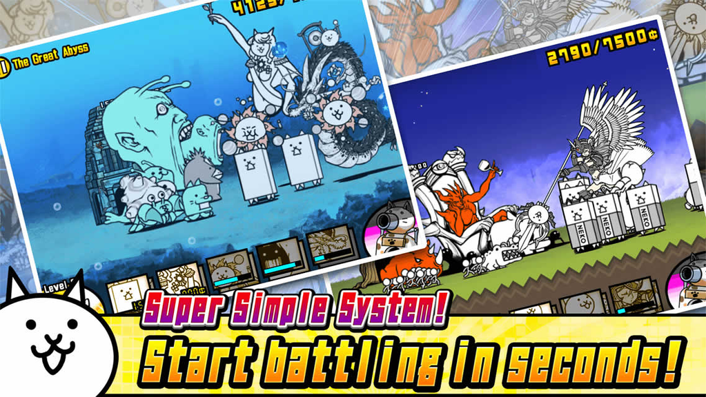 Download The Battle Cats on PC 1 0