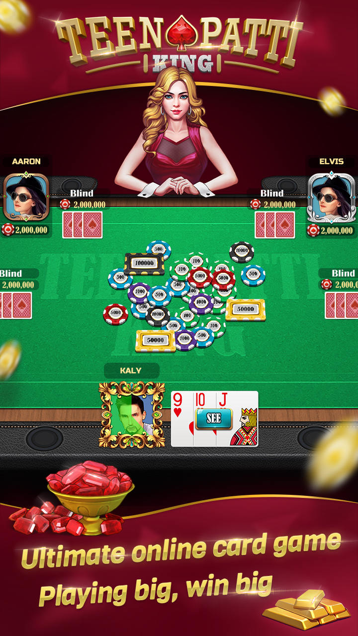 Teen Patti King Screenshot