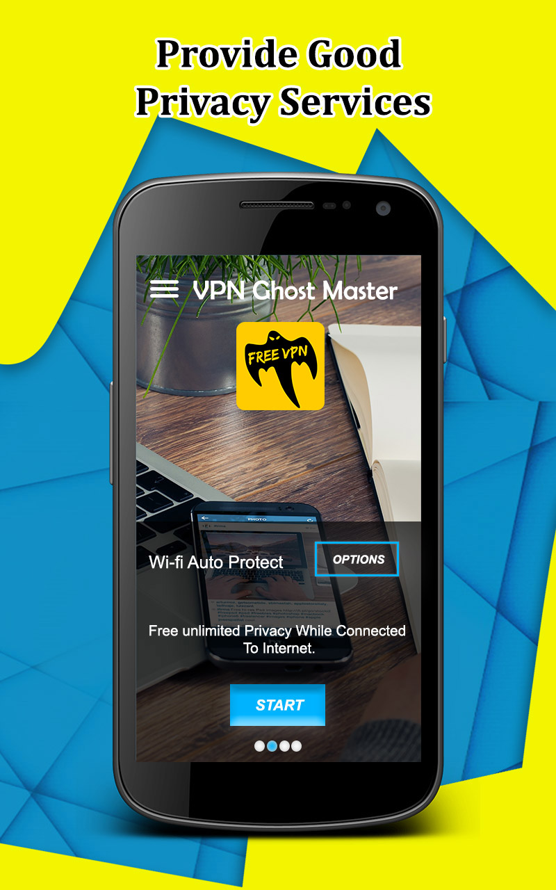 Ghost Free VPN Super VPN Safe Connect Screenshot