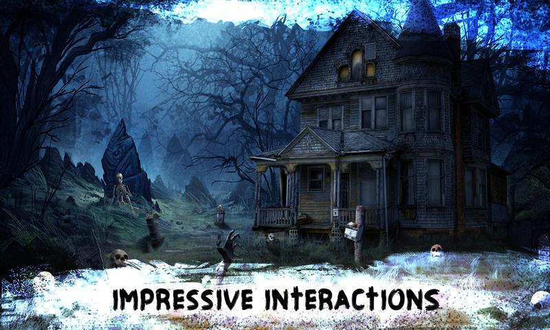 Escape Games - Dusky Moon Screenshot