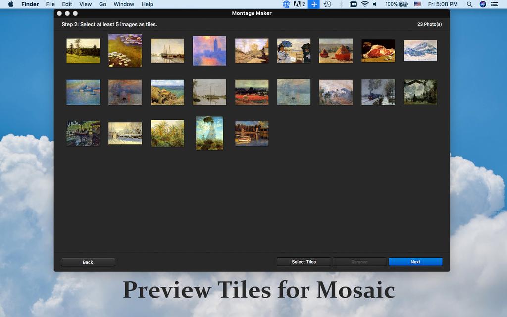 WidsMob Montage Screenshot