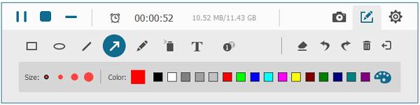 FonePaw Screen Recorder Screenshot 3