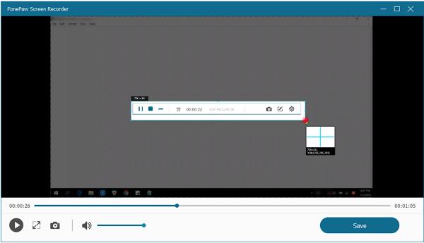 FonePaw Screen Recorder Screenshot 4
