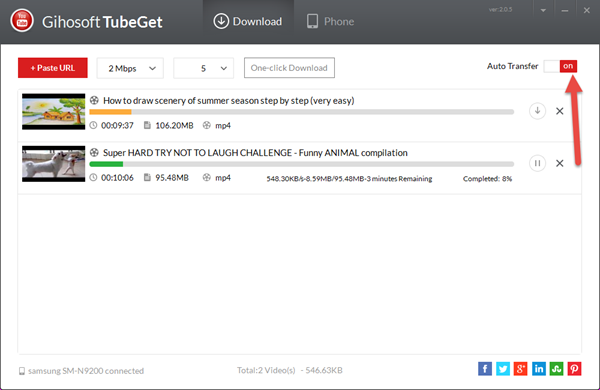Download Gihosoft TubeGet for Mac 6 0 7 for Mac Free