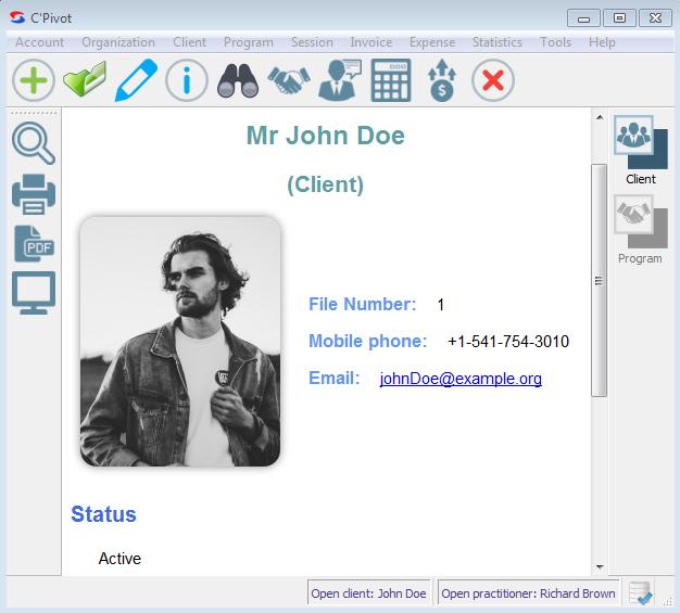 C'Pivot Screenshot