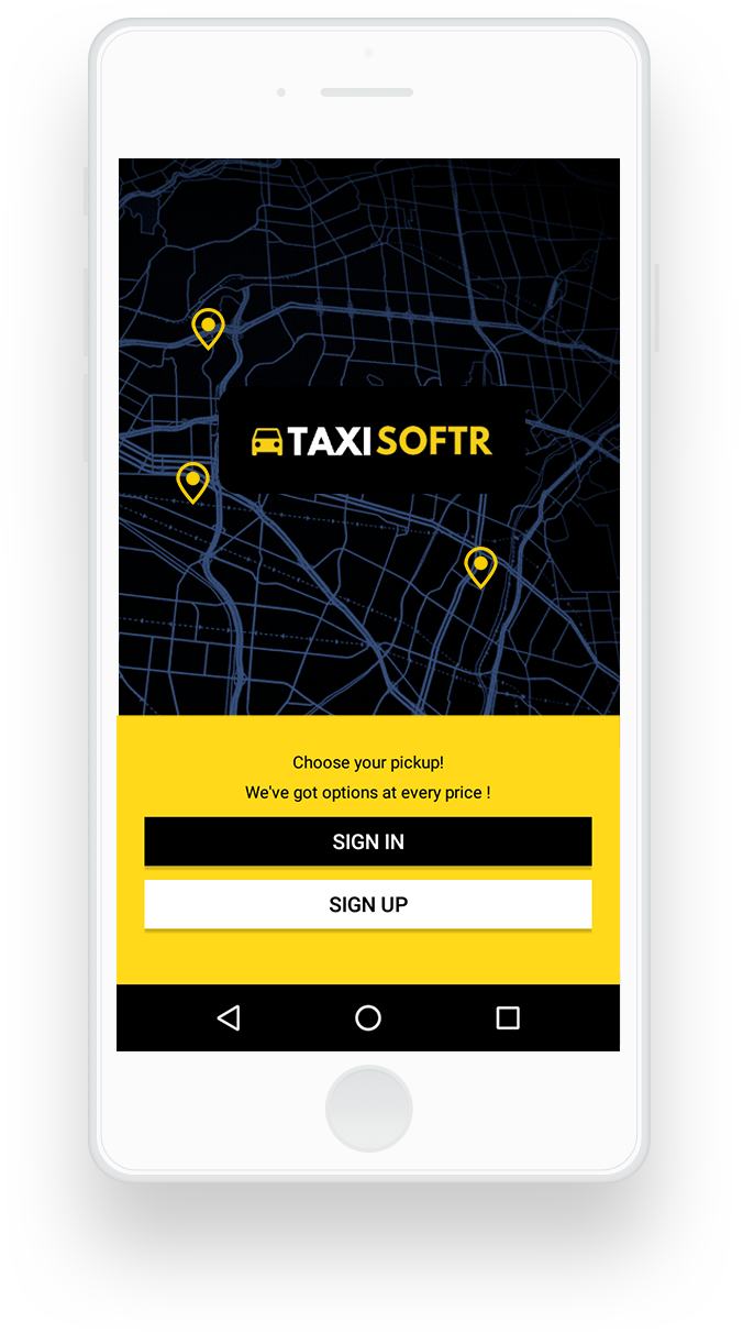 TaxiSoftr - Taxi Dispatch Software 2