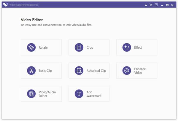 Download Apeaksoft Video Editor 1 0 12