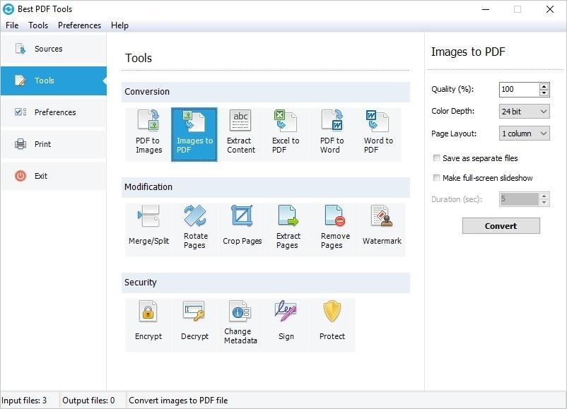 Best PDF Tools Screenshot 1