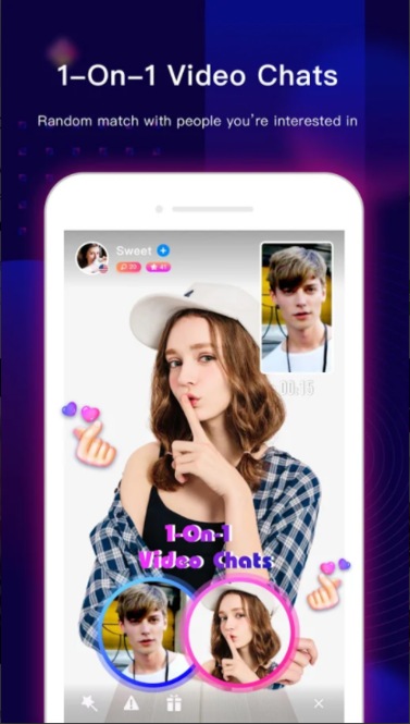 FaceCast Screenshot