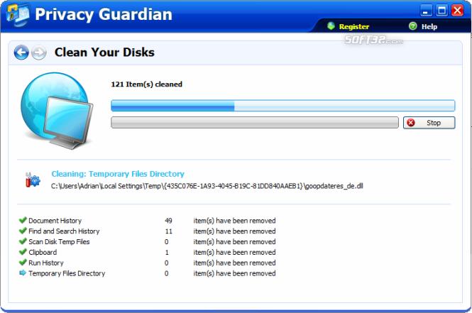 Privacy Guardian Screenshot 3