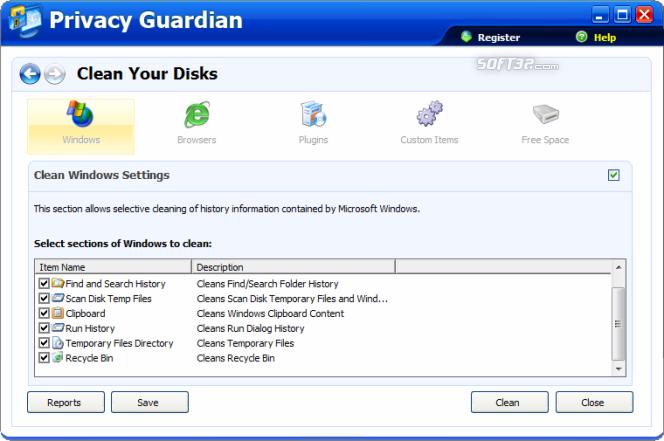 Privacy Guardian Screenshot 4