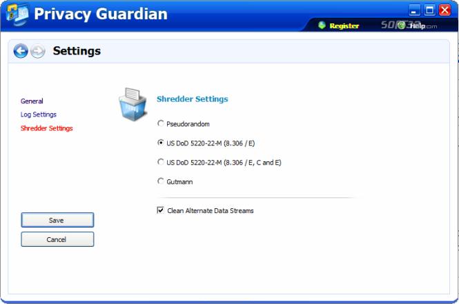 Privacy Guardian Screenshot 6