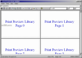 PVL - Print Preview Library source codes 2