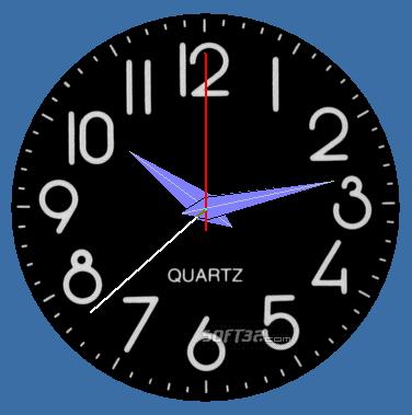 Round Clock 2005 Screenshot 2