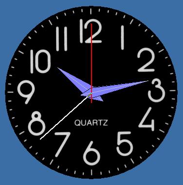 Round Clock 2005 Screenshot