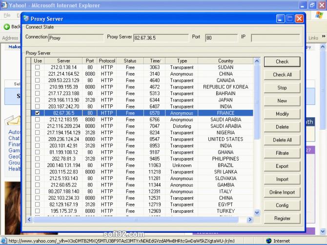 Super Proxy Helper Screenshot