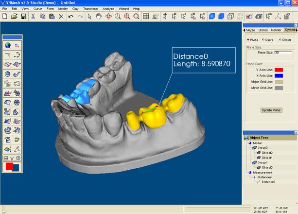 VRMesh Studio Screenshot 1
