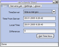 #1 Atomic Clock Screenshot