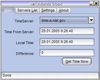 #1 Atomic Clock Screenshot 1