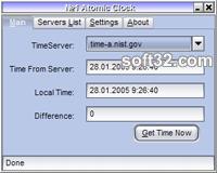 #1 Atomic Clock Screenshot 3