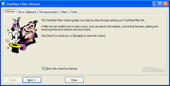 TextPipe Pro Screenshot 4