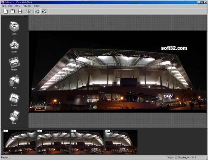 i.Vista WideShot Screenshot 2