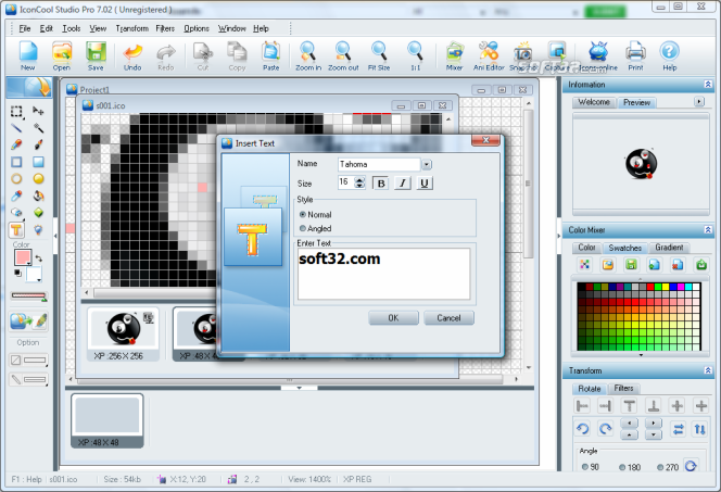 IconCool Studio Screenshot 4