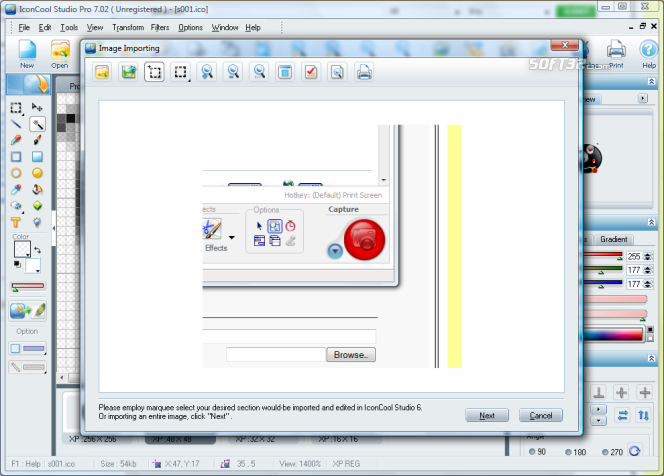 IconCool Studio Screenshot 7