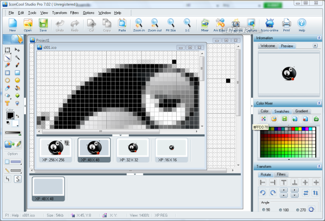 IconCool Studio Screenshot 3