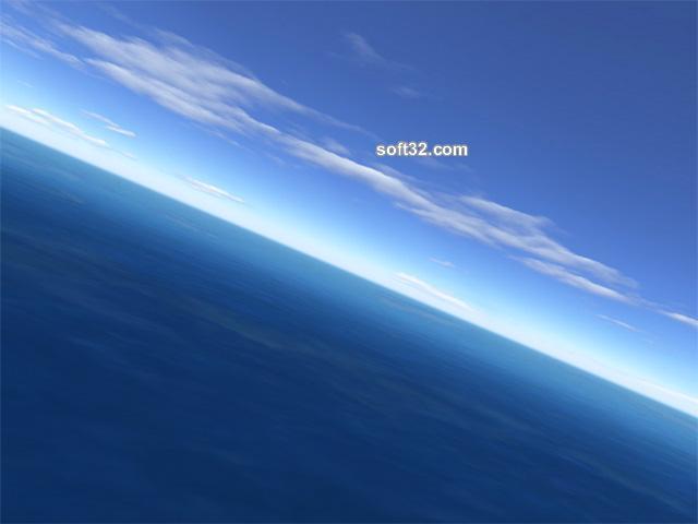 Flight over sea Screenshot 2