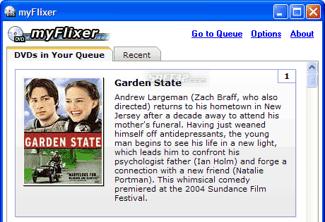 myFlixer Screenshot