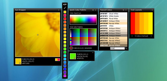 Instant Color Picker Screenshot