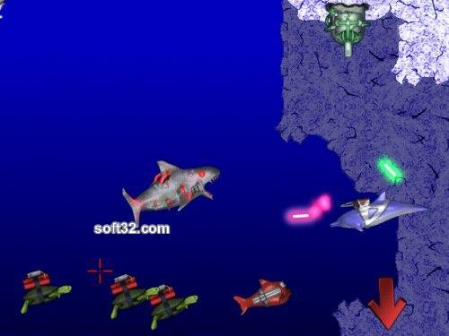 Laser Dolphin (for Mac) Screenshot 2
